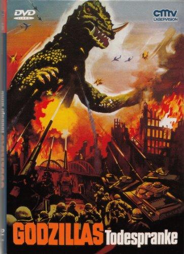 Godzillas Todespranke - Limitierte Buchbox (Nur 399 Stück)