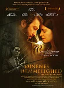 The Secret in Their Eyes Affiche du film Poster Movie Le secret dans leurs yeux (27 x 40 In - 69cm x 102cm) German Style A