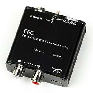 FiiO D3 192KHz/24 Bit Digital To Analog Converter