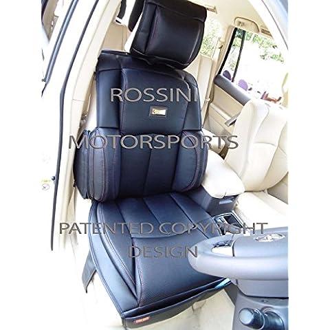 Me–para adaptarse a un Renault Clio coche, YS01negro, Recaro deportes fundas de asiento