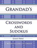 Grandad's Crosswords and Sudokus: Giant Print: Volume 1