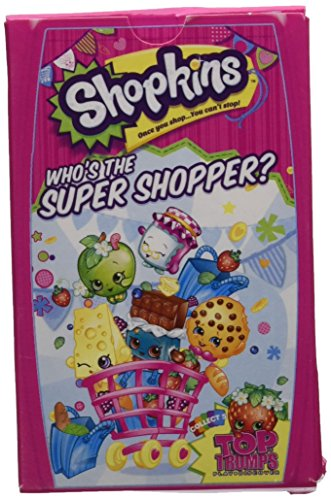 Top Trumps Mini Juego de mesa Shopkins