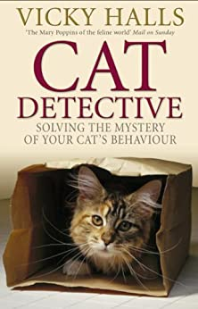 Cat Detective by [Halls, Vicky]