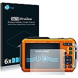 6x Film Protection pour Panasonic Lumix DMC-FT5 Protection écran Film Protecteur Transparent