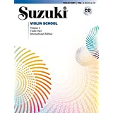 Suzuki Violin School 1 Hahn + CD: Violin Part, Book & CD