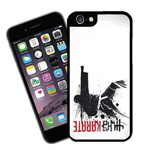Martial Arts-Karate Telefon Fall Design für iPhone 6-Cover von Eclipse Geschenk Ideen (Karate-iphone Fall)