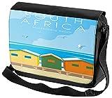 LEotiE SINCE 2004 Umhänge Schulter Tasche Urlaub Reisebüro Südafrika bedruckt
