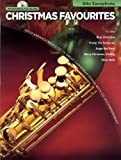 Instrumental Play-Along: Christmas Favourites (Alto Saxophone). Partitions, CD pour Saxophone Alto