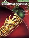 Instrumental Play-Along: Christmas Favourites (Alto Saxophone). Partitions, CD pour Saxophone Alto