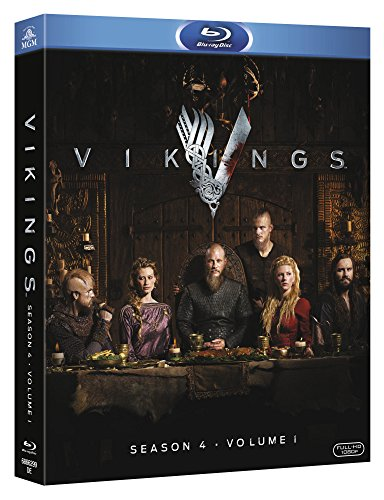 Vikings - Season 4.1 [Blu-ray]