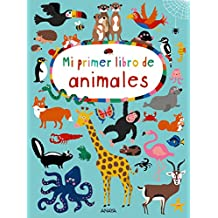 Mi primer libro de animales (Primeros Lectores (1-5 Años) - Prelectores)