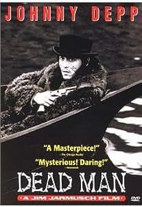 DEAD MAN Jim JarmuschRobert MitchumJohnny Depp Cult Western DVD Blu-ray NEW