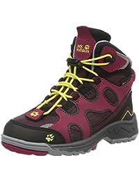 Jack Wolfskin Crosswind Wt Texapore Mid K, Chaussures de Randonnée Hautes Mixte Enfant