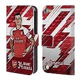 Die besten Ipod 5 Hüllen 1 Stück - Head Case Designs Offizielle Arsenal FC Danny Welbeck Bewertungen