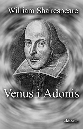 Venus i Adonis (edició en catalá) (Catalan Edition)