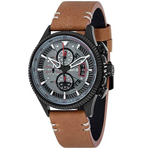 Reloj AVI-8Hawker Hunter Cuarzo Chronograph–av-4064–03