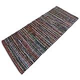 Best Braided Rugs - casa pura® Chindi Cotton Rag Rug - Handmade Review