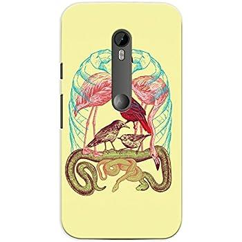 Kaira High Quality Printed Designer Back Case Cover For Moto G3/Motorola Moto G3(116)