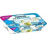 Nestlé p'tit brassé dessert lacté mini saveur poire 6x60g dès 4/6 mois - ( Prix Unitaire ) - Envoi Rapide Et Soignée