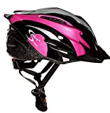 Sport Direct Bicycle Helmet Ladies, 56-58cm, Pink Bild 2