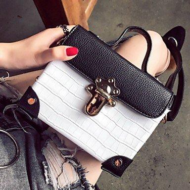 Frauen Handtasche Schöne CasualShoulder Tasche White