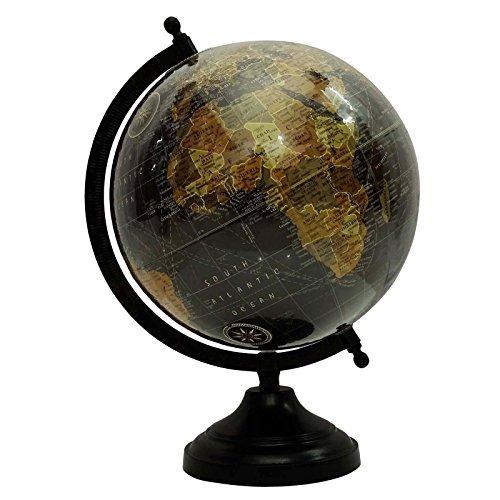 """Preisvergleich Produktbild Rotierende Desktop-Globe World Erde Black Ocean mere Globes 12.2"""""""