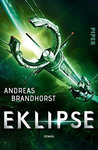 Buchseite und Rezensionen zu 'Eklipse: Roman' von Andreas Brandhorst