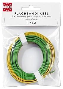 Busch Cables para maquetas de modelismo G (BUE1782)