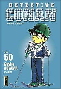 Détective Conan Edition simple Tome 50