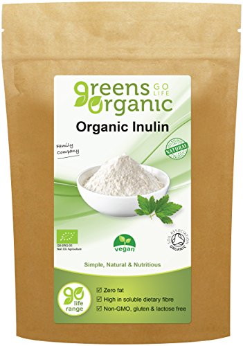 Greens Organic 250 gm Inulin