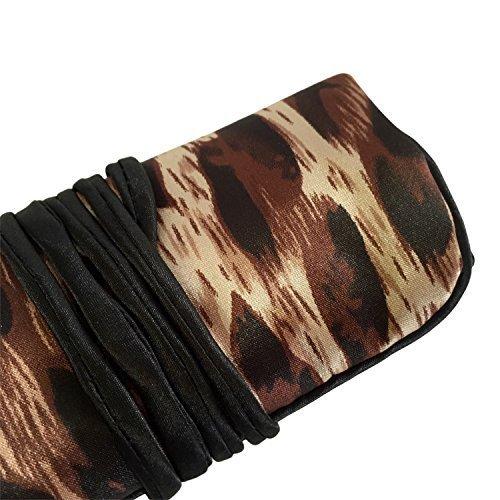 Procedentes-del-comercio-justo-de-viaje-joyero-de-funda-hecha-a-mano-diseo-de-piel-de-leopardo-raso