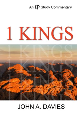 1 Kings (EP Study Commentary)