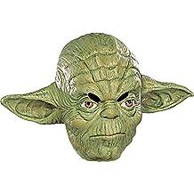 Star Wars 3/4 Máscara de Vinilo de Yoda