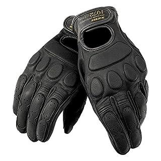 DaineseBLACKJACK Unisex Handschuhe, Schwarz/Schwarz/Schwarz, Größe L