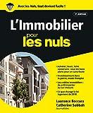 L'Immobilier pour les Nuls, 5e éd....