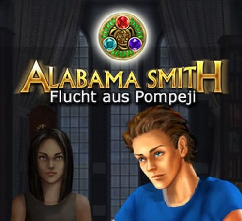 Alabama Smith Flucht aus Pompeji