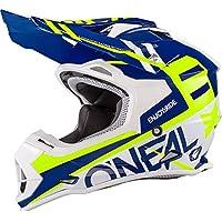 a1772397d43e2 0200-203 - Oneal 2 Series RL Spyde Motocross Helmet M Blue Hi-Viz