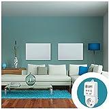 Home Deluxe Infrarot Flächenstrahler | verschiedene Größen | inkl. temperaturabhängig geschalteter Steckdose | 720 Watt