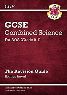 Grade 9-1 GCSE Combined Science: AQA Revision Guide with