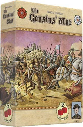 2 Tomatoes Games The CousinŽs War (La Guerra de los Primos), Multicolor (2TCW01)