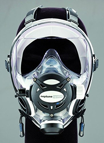 Full Face Weiß Maske (Ocean Reef Neptune Space G. Diver Full Face Maske Weiß weiß)