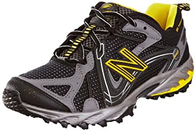 New Balance Men's Mt573Gy Grey/Yellow Trainer 7 UK, 7.5 US