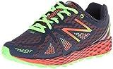 New Balance , Damen Sneaker Mehrfarbig Orange/Schwarz
