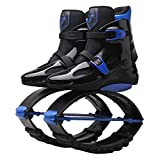 MFSW Unisex Fitness Känguru Springen Schuhe, Rebound Bounce Schuhe Für Erwachsene