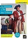 L'Île au trésor: suivi d un dossier thématique « Pirates et aventuriers » par Stevenson