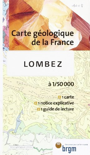 Carte géologique : Lombez