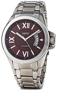 ESPRIT Herren-Armbanduhr XL Analog Automatik ES101311705