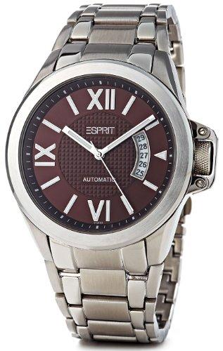 ESPRIT Herren-Armbanduhr Automatik ES101311705