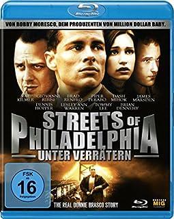 Streets of Philadelphia - Unter Verrätern [Blu-ray]