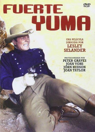Fuerte Yuma - Fort Yuma - Lesley Selander - Peter Graves - Audio in Englisch und Spanisch. Untertitel in Spanisch.